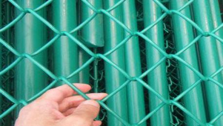 PVC Kaplı Tel Örgü